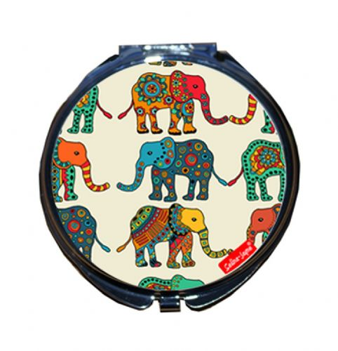 Selina-Jayne Elephants Limited Edition Compact Mirror